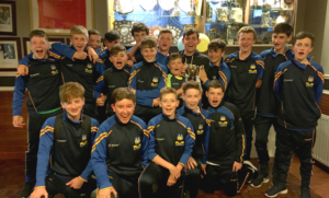 Gaels win Feile title in Kilarney